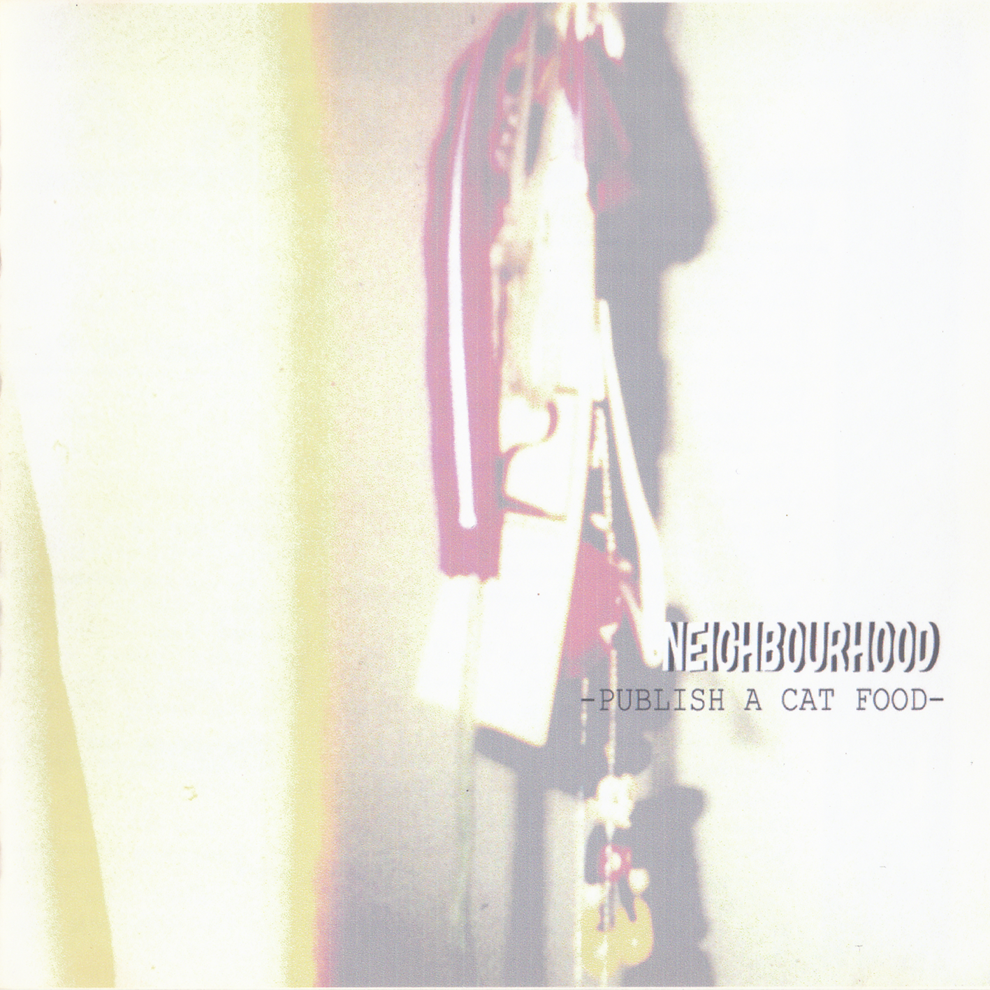 NEIGHBOURHOOD 1st|SRCDR-0004|外ジャケット(表)